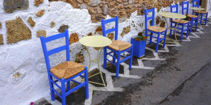 Kreta bij beste bestemmingen ter wereld