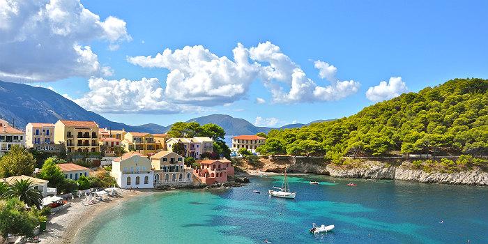 Vroegboeken Griekenland 2020 vakantie