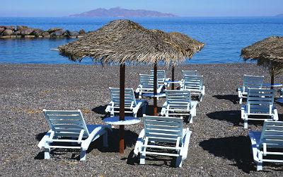 Mooiste stranden van Santorini