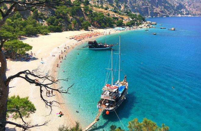 Vakantie naar Karpathos in Griekenland
