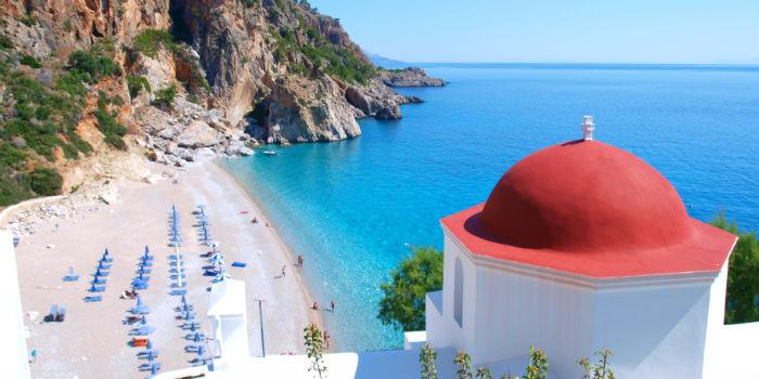 Op vakantie naar Karpathos