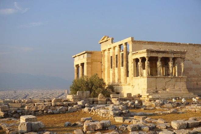 Athene op één na beste destinatie van Europa