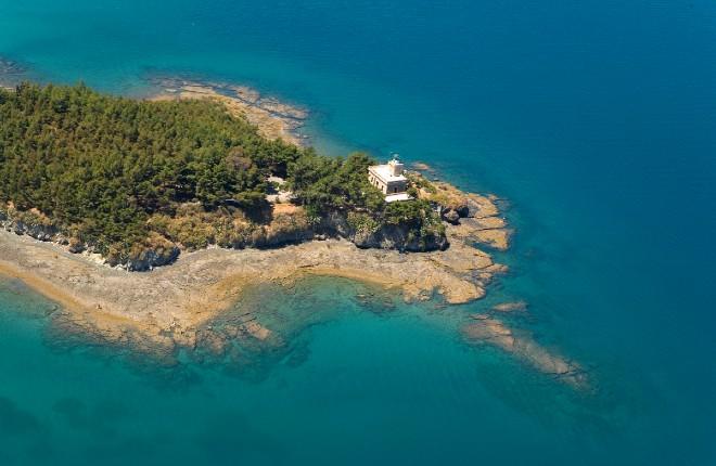 Klimaat en weer Evia Griekenland