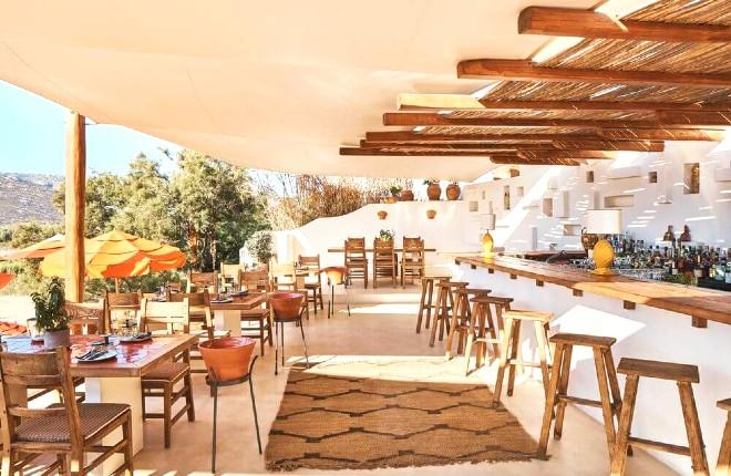 Beste beach club ter wereld in Mykonos
