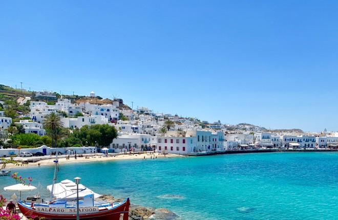 Aanbiedingen vakantie naar Mykonos