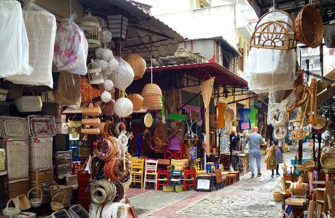 Thessaloniki het klimaat en weer