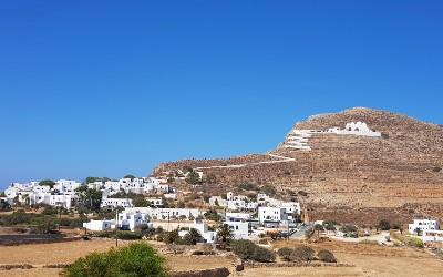 Chora op Folegandros