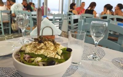 Folegandros restaurants