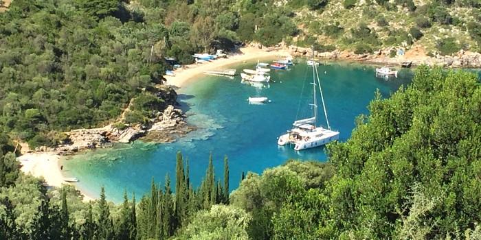 Hotels en appartementen in Griekenland gesloten tot eind april