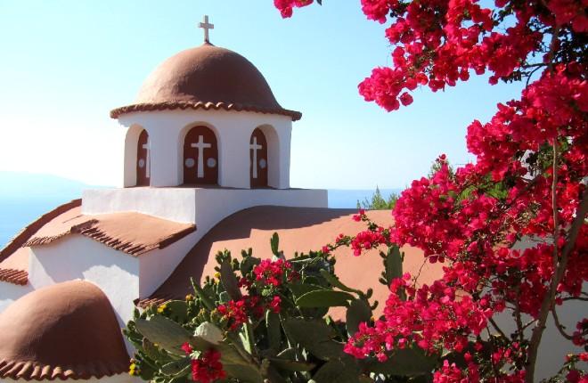 Kalymnos het klimaat en weer