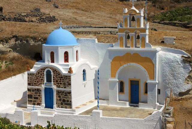 Vothonas op Santorini
