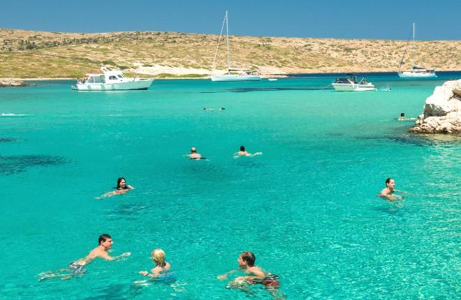 10 kleine Griekse eilanden zonder massatoerisme