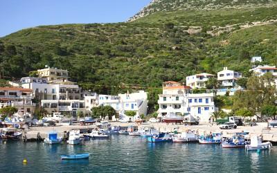 10 kleine Griekse eilanden Fourni