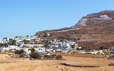 10 kleine Griekse eilanden Folegandros