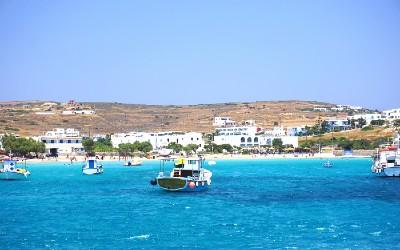 10 kleine Griekse eilanden na de lockdown koufounisi