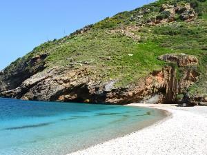 Mooie stranden op Evia