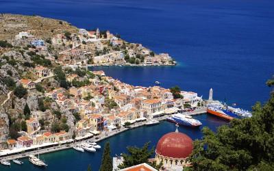 Symi vakantie in Griekenland