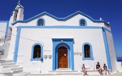 Ano Symi de kerk Panagia