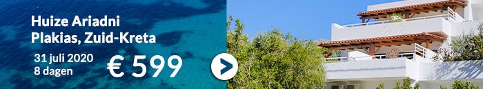 Aanbiedingen Griekenland vakanties in zomer 2020