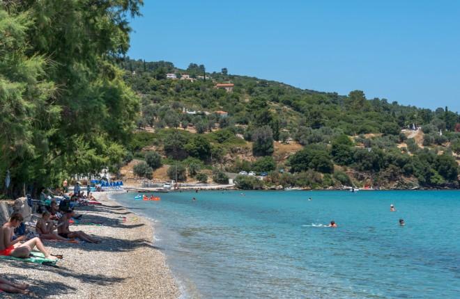 Kerveli op Samos