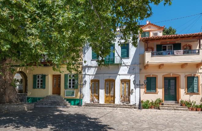 Koumeika op Samos