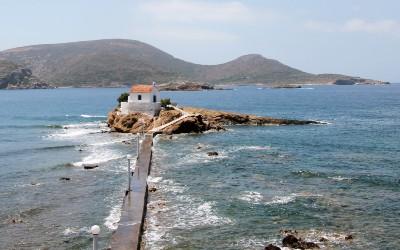 Agios Isidoros kapel op Leros