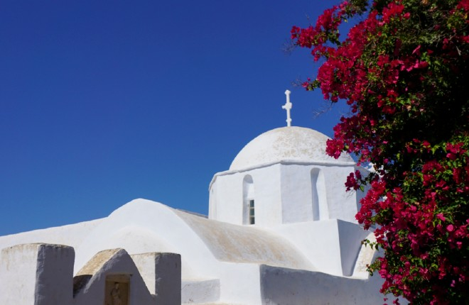 Amorgos decor voor internationale film Daughters