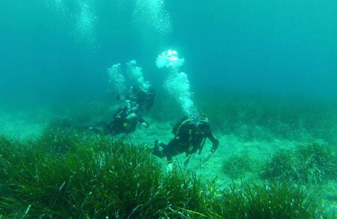 Archeologische onderwaterparken openen in Griekenland