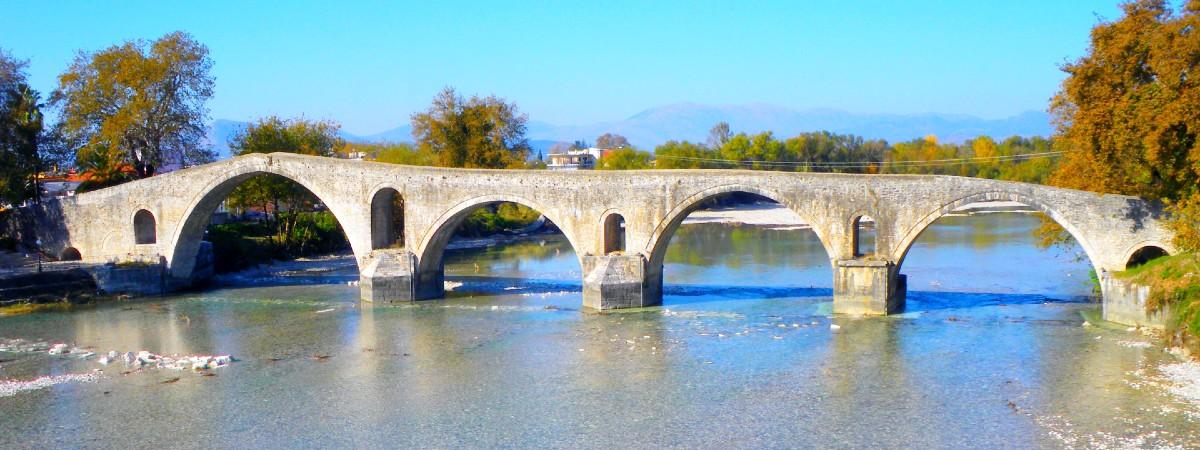 Arta Epirus vakantie brug header.jpg