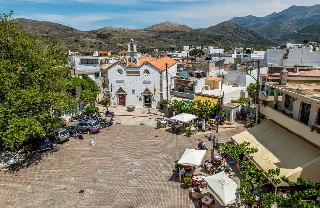 Mochos op Kreta