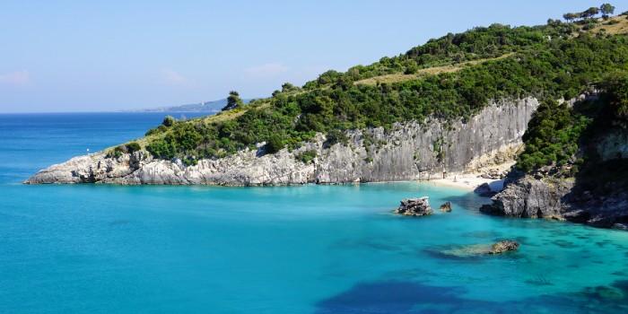 Zwemwater Griekenland van uitstekende kwaliteit