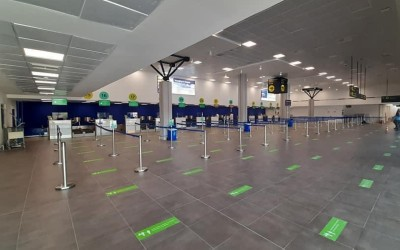 Vliegvelden Griekenland vernieuwd Corfu