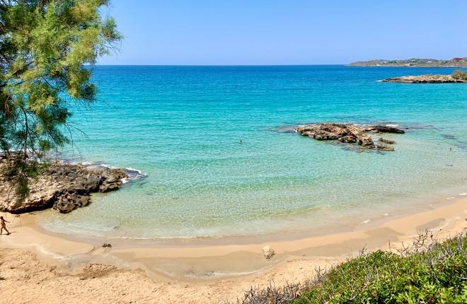 Kalathas vakantie op Kreta