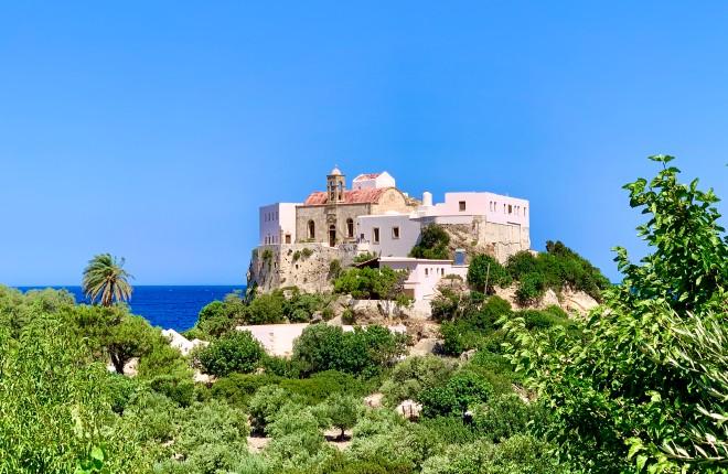 Moni Kalitissa klooster op Kreta
