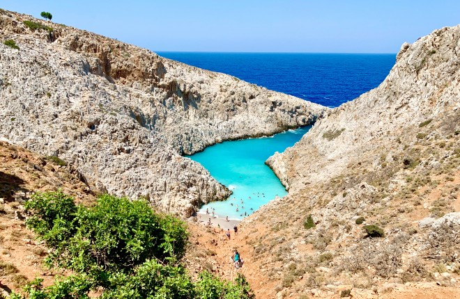 Ontdek Akrotiri op Kreta