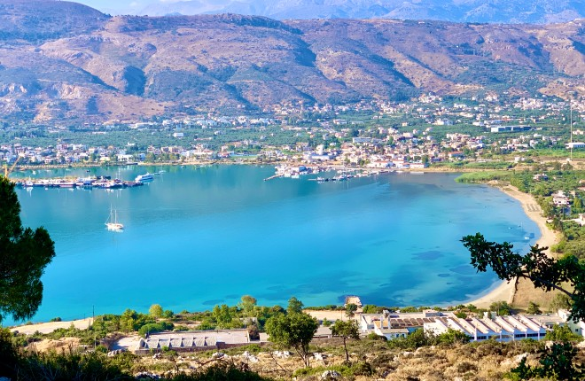 Souda vakantie op Kreta