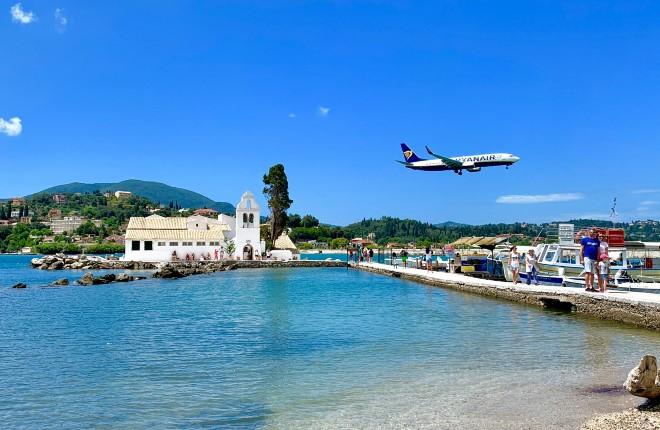 Vliegvelden Griekenland vernieuwd