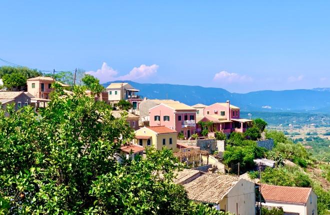 Giannadis op Corfu