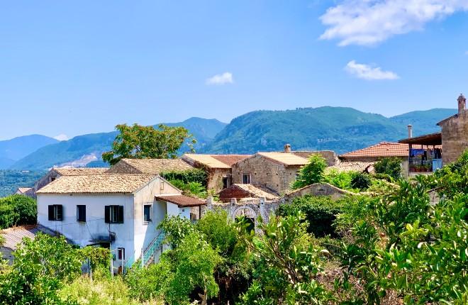 Pagi Corfu vakantie