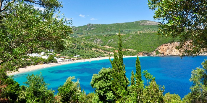 5 Griekse bestemmingen waar je nog wel op vakantie kunt
