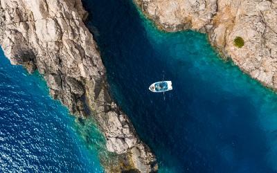 Chalki zee snorkelen en duiken