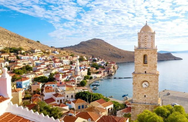 Chalki vakantie in Griekenland