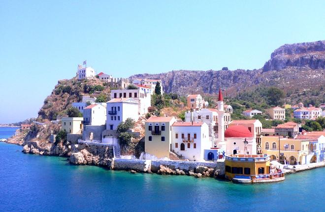 Kastelorizo vakantie in Griekenland