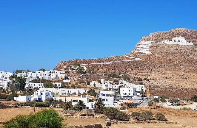 Folegandros beste eiland Europa in 2020