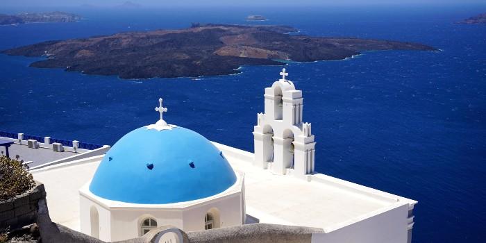 Griekenland bij beste acht voor huwelijksreizen op Pinterest