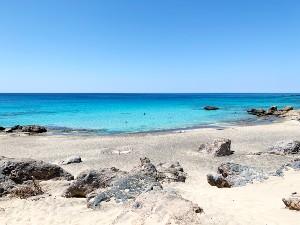 Kreta klimaat het zeewater