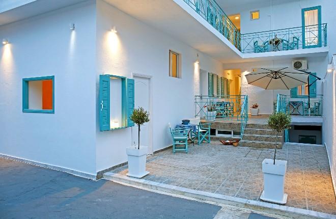 Agistri Apartments Skala