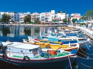 Ammoudara op Kreta