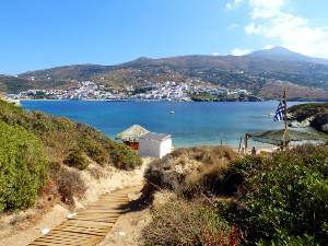 Andros vakantie in Griekenland