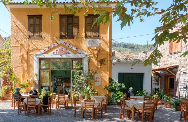 Antissa op Lesbos